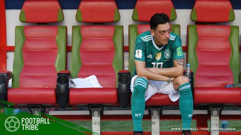 Mesut Özil berseteru