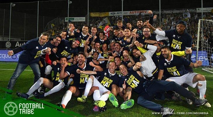 Parma Diduga Lakukan Pengaturan Skor di Serie B