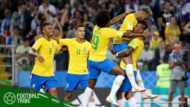 Brasil banyak belajar dari tim besar