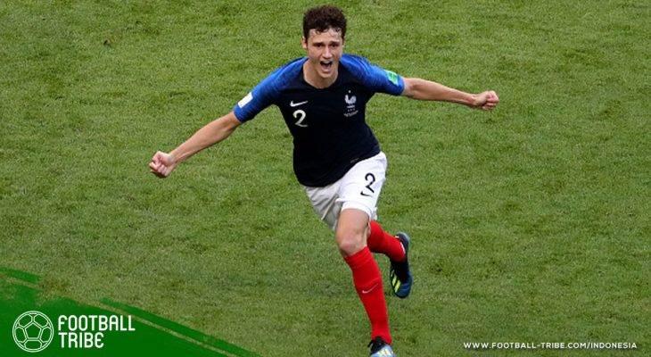 Hasil 16 Besar Piala Dunia 2018 (30 Juni – 1 Juli): Gol Mamayo Benjamin Pavard dan Indahnya Lengkungan Edinson Cavani