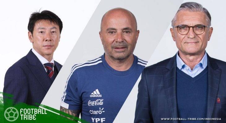 Pelatih-Pelatih Peserta Piala Dunia 2018 yang Mungkin akan Mundur atau Diberhentikan Setelah Turnamen