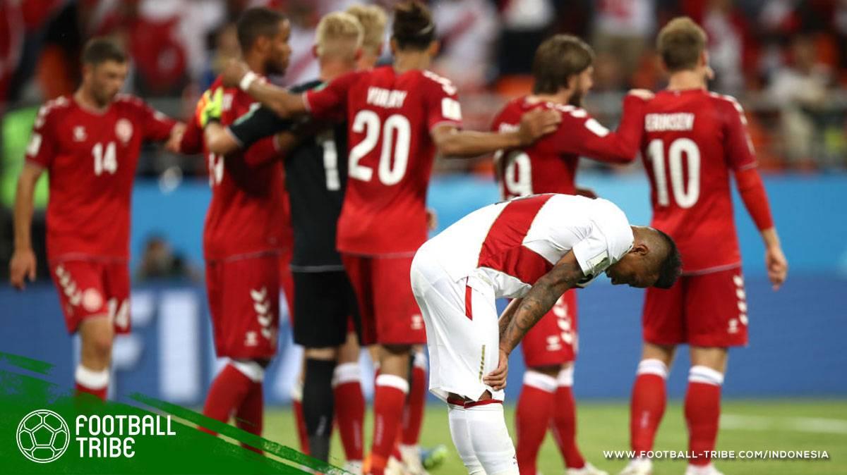 Piala Dunia 2018, Peru vs Denmark: Dewi Fortuna dan ...