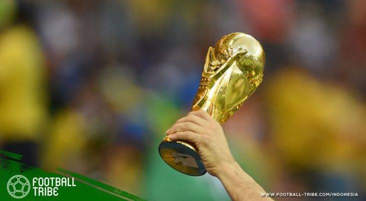 Indonesia, Thailand, dan Vietnam Berencana Jadi Tuan Rumah Piala Dunia 2034