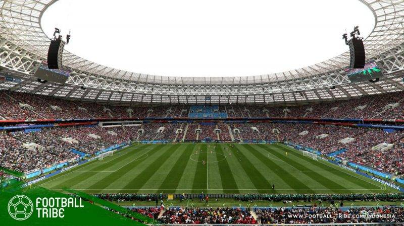 Piala Dunia tahun 2018 ini