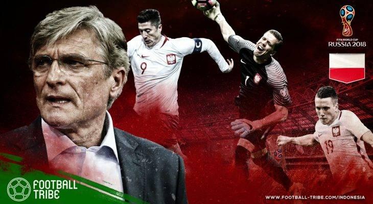 Profil Polandia di Piala Dunia 2018: Bintang Kecil dari Eropa