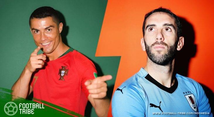 Prediksi Piala Dunia 2018, Uruguay vs Portugal: Siapa Lebih Dahsyat Serangan Baliknya?