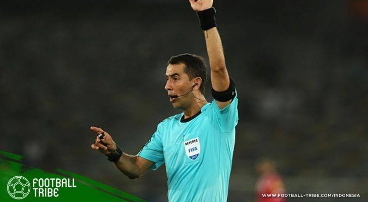 Ravshan Irmatov: Wasit Kebanggaan Asia di Piala Dunia