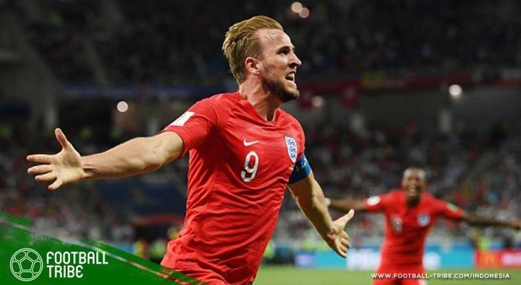 Hasil Pertandingan Piala Dunia 2018 Hari ke-5: VAR di Kemenangan Swedia, Pesta Gol Belgia, dan Kepahlawanan Harry Kane