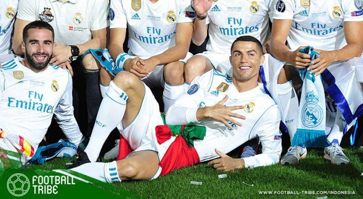 Cristiano Ronaldo (Kembali) Menjadi Sampul Muka untuk Gim FIFA 19