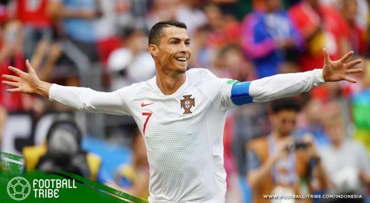 Piala Dunia 2018, Portugal vs Maroko: Janggut Sakti Cristiano Ronaldo