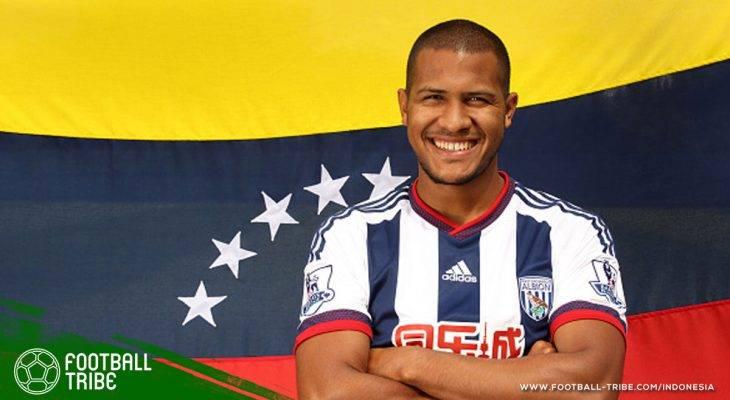 Salomon Rondon, Bintang Venezuela yang Dikabarkan Merapat ke Tottenham Hotspur