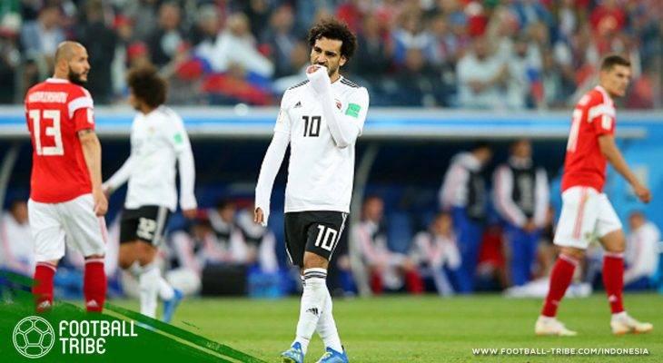 Piala Dunia 2018, Rusia vs Mesir: Ucapan Perpisahan yang Terlalu Dini dari Mohamed Salah
