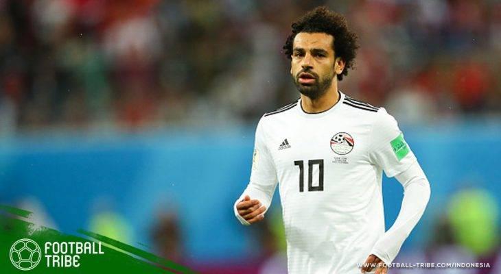 Hasil Pertandingan Piala Dunia 2018 Hari ke-6: Perpisahan Dini Mohamed Salah
