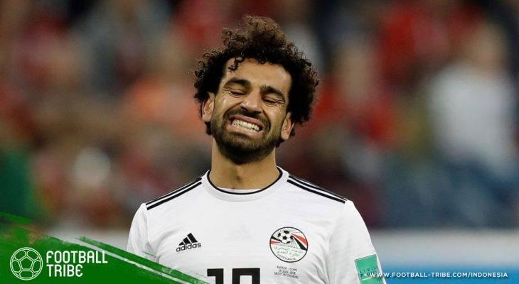 Dijadikan Alat Politik, Mohamed Salah Berniat Pensiun dari Tim Nasional Mesir