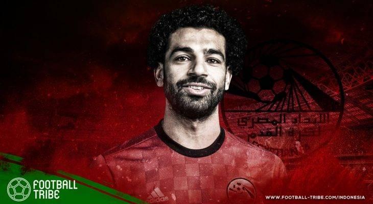 Profil Bintang Piala Dunia 2018: Mohamed Salah, 'Raja' Mesir yang Siap Memimpin Negaranya di Rusia