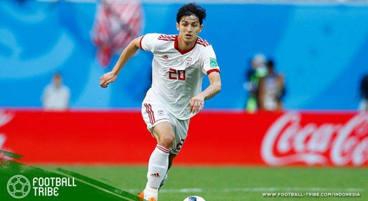 Lionel Messi dari Iran, Sardar Azmoun Pensiun dari Sepak Bola Internasional