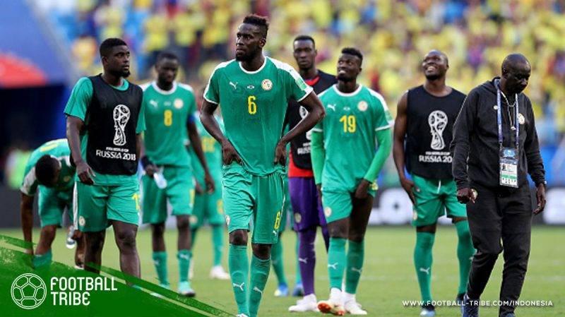 kegagalan seluruh tim Afrika di Piala Dunia 2018