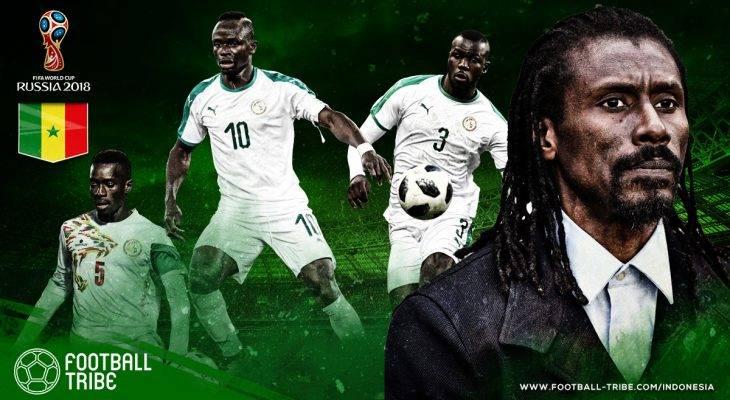 Profil Senegal di Piala Dunia 2018: Kumpulan Perantau Papan Atas