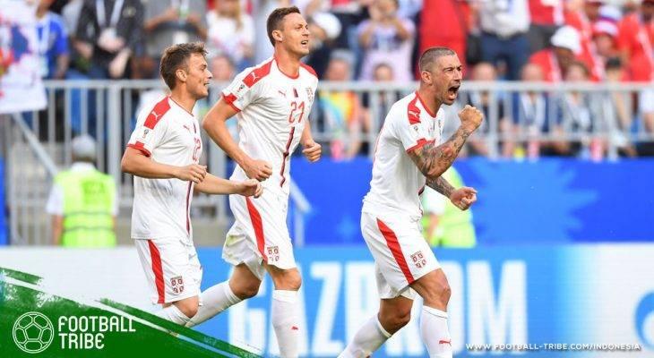 Piala Dunia 2018, Kosta Rika vs Serbia: Kepada Tendangan Roket Aleksandar Kolarov Kita Patut Berterima Kasih