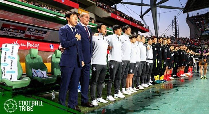 """Pelatih Korea Selatan: """"Orang Barat akan Susah Mengawasi Kami karena Muka Pemain Kami Terlihat Sama bagi Mereka"""""""