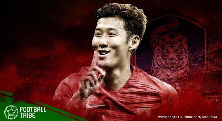 "Profil Bintang Piala Dunia: Son Heung-min dan Pembuktian Diri Si ""Bocah Angkuh"""