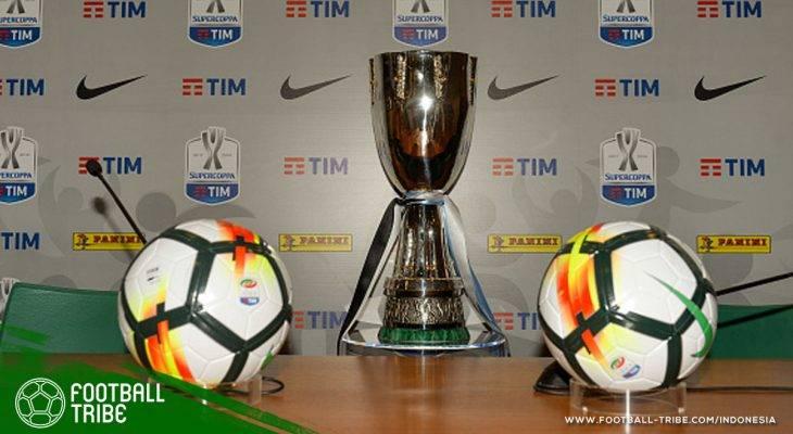 Piala Super Italia akan Digelar di Arab Saudi