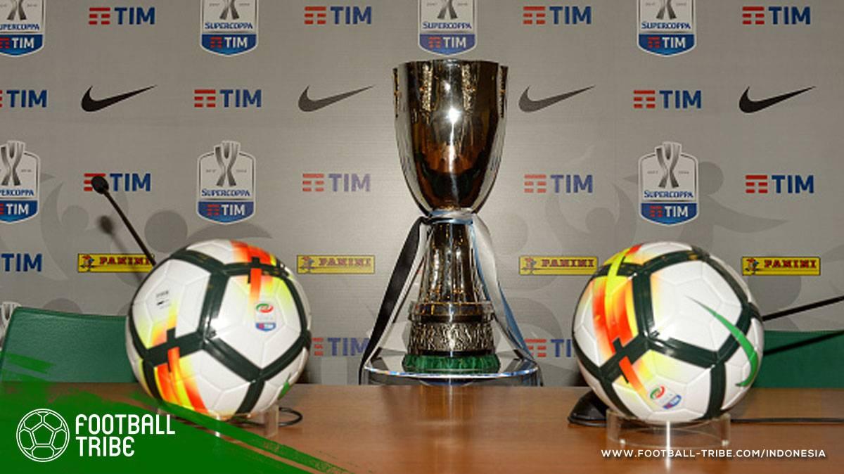 Piala Super Italia akan Digelar di Arab Saudi | Football ...