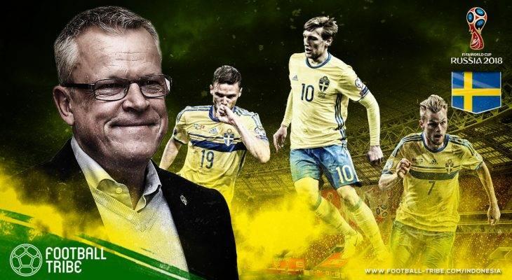 Profil Swedia di Piala Dunia 2018: Bertarung di Piala Dunia tanpa Zlatan Ibrahimovic