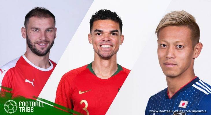 Nama-Nama Terlupakan yang Kembali Bersinar di Piala Dunia 2018