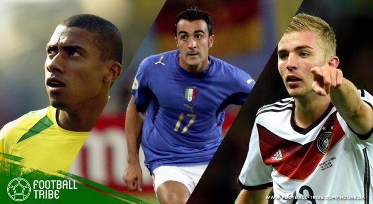 Para Penggawa Terlupakan dari Negara-Negara Pemenang Piala Dunia