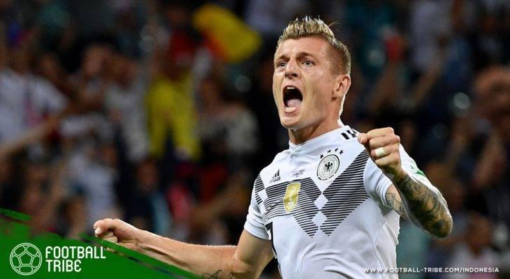 Rekapitulasi Ronde Kedua Babak Penyisihan Grup Piala Dunia 2018