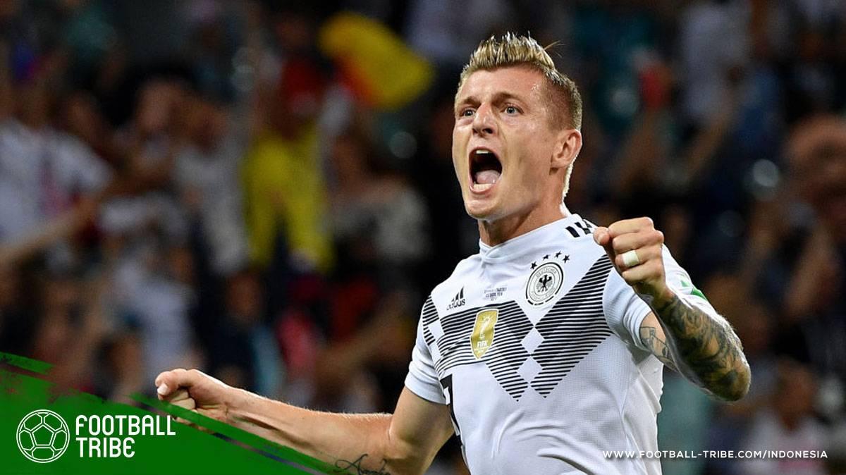 rekapitulasi ronde kedua Piala Dunia 2018
