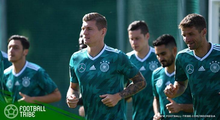 Mencari Pendamping Sepadan Toni Kroos untuk Lini Tengah Jerman