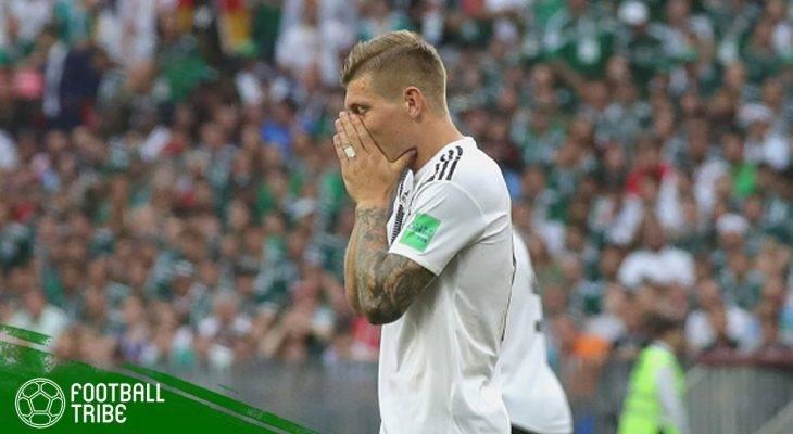 Pemain dari Klub Mana yang Paling Lelah di Piala Dunia 2018?
