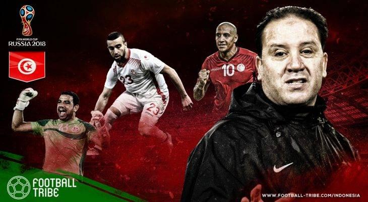 Profil Tunisia di Piala Dunia 2018: Misi Sulit untuk Catatkan Sejarah di Piala Dunia