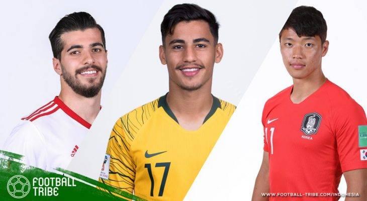 Daniel Arzani dan Deretan Pemain U-23 dari Negara Asia di Piala Dunia yang Kariernya Menarik untuk Dinanti