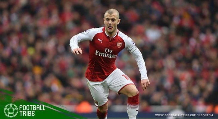 Setelah 17 Tahun Lamanya, Jack Wilshere Tinggalkan Arsenal