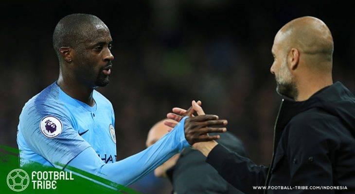 Yaya Toure Sebut Pep Guardiola Miliki Masalah dengan Pemain asal Afrika