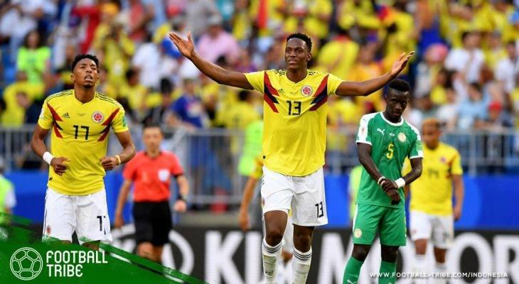 Piala Dunia 2018, Senegal vs Kolombia: Keceriaan Singa Teranga yang Tak Bisa Kita Lihat Lagi di Rusia
