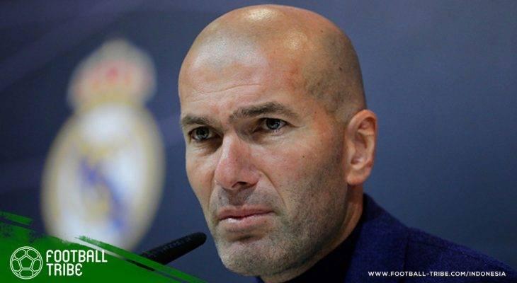 Bagaimana Real Madrid di Liga Champions tanpa Zinedine Zidane?