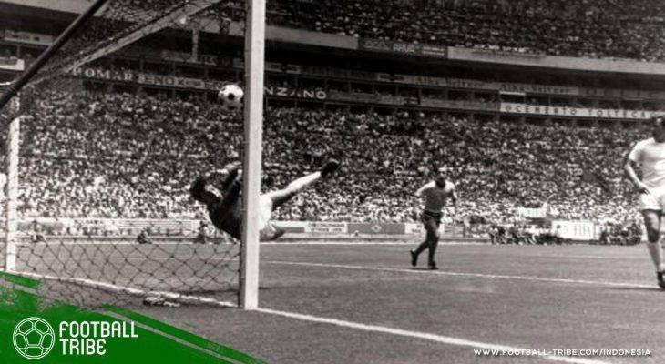 7 Juni 1970, Ketika Gordons Banks Membuat Pele Kecewa