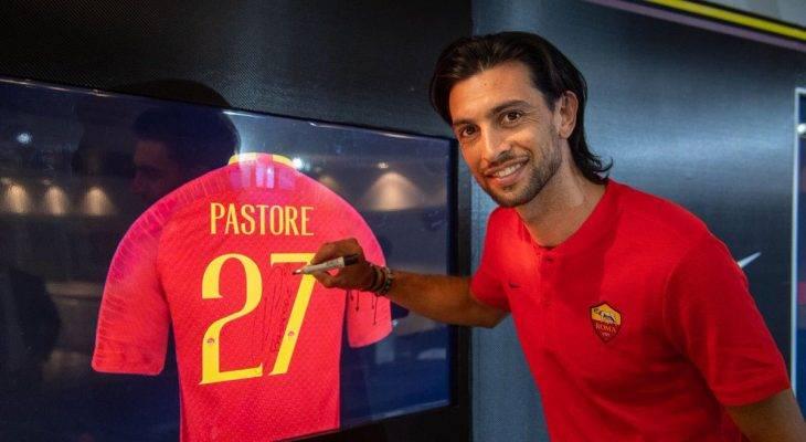 Javier Pastore dan Rumah Bernama AS Roma