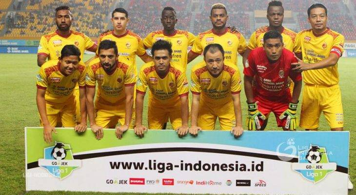 Tunggakan Gaji dan Aksi Mogok Para Pemain Sriwijaya FC