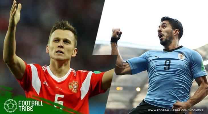 Melihat Sisi Lain dari Dua Negara yang Sudah Lolos ke Babak 16 Besar Piala Dunia 2018