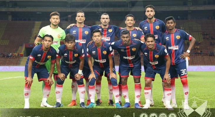 Evan Dimas dan Ilham Udin Melaju ke Final Piala FA Malaysia bersama Selangor