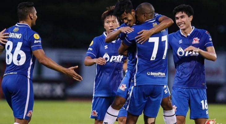 Tak Ada Ryuji Utomo dalam Keberhasilan PTT Rayong Amankan Puncak Klasemen Thai League 2