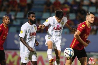 Kekalahan Kedua Ryuji Utomo dari Yanto Basna di Thai League 2 Musim Ini