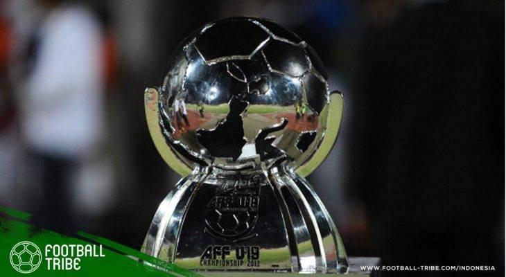 Jadwal Timnas Indonesia di Piala AFF U-19 2018