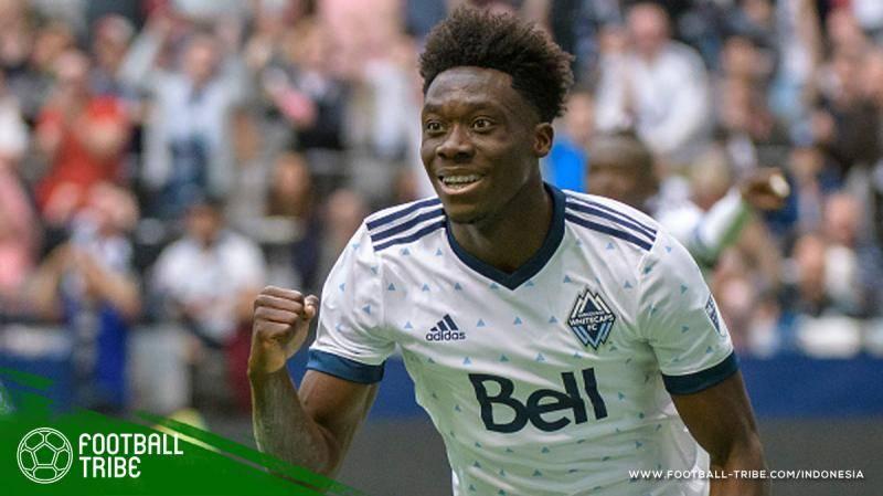 Davies direkrut dari Vancouver Whitecaps