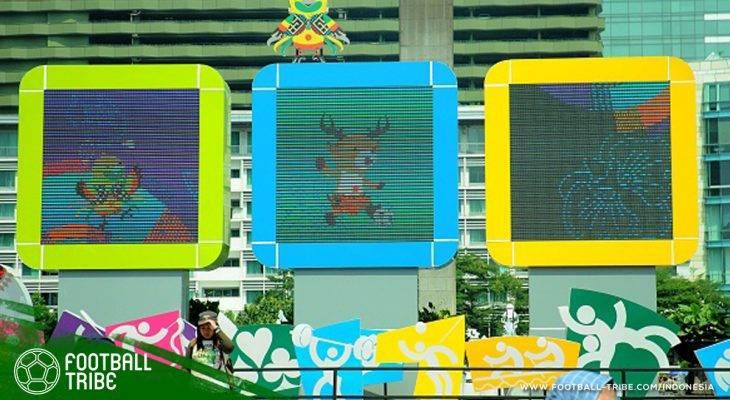 Undian Asian Games 2018 Cabor Sepak Bola Terancam Diulang